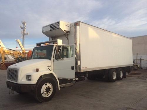 camion freigthlinner mod. 01  caja refrigerada thermoking