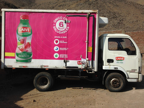 camion frigorifico 2 toneladas - poco km, casi nuevo
