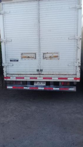 camión frigorifico