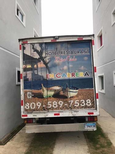camión frigorífico