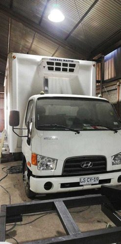 camion frigorizado 6.5toneladas hyndai