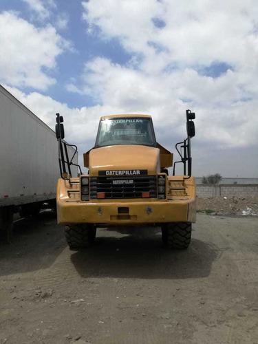 camion fuera de carretera cat 735 articulado año 2007