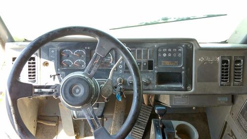 camion fuera de carretera cat 769d 2004 (d8t cambio)