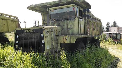 camión fuera de ruta terex 3305