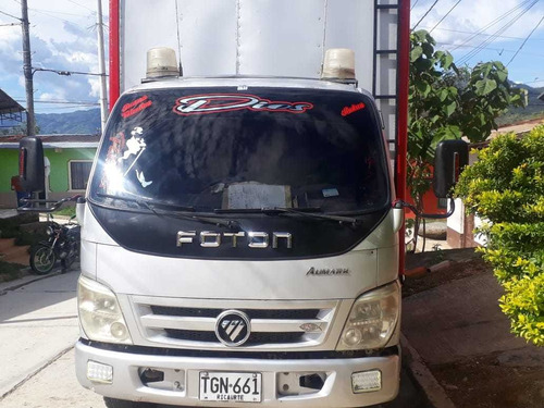camion furgon diesel ibague