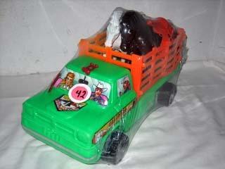 camion ganadero  plastico soplado mdn