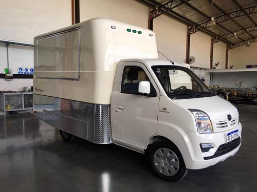 camion gastronómico food truck 0km restaurante cocina