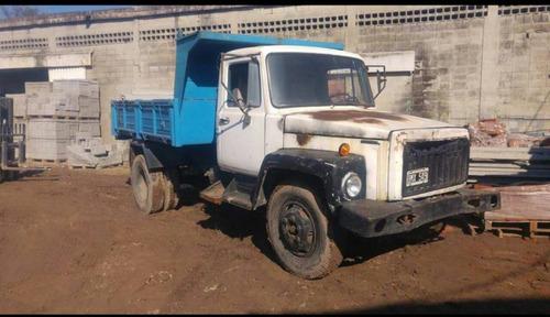 camion gaz inhibido