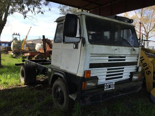 camión grosspal g660 1988