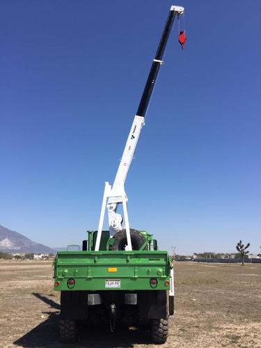 camion grua 6x6 marca tadano 15 ton./ mto.