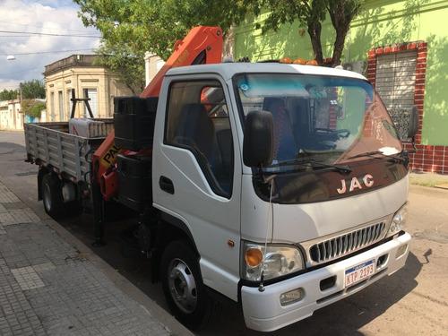 camión grúa alquiler/ con chofer