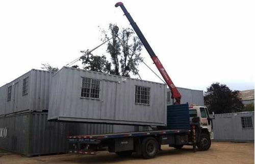 camión grúa contenedores servicio 24 horas todos los días