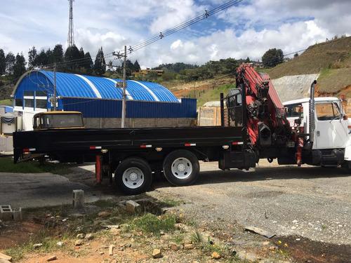camión grúa fassi f460.26/520.26xp