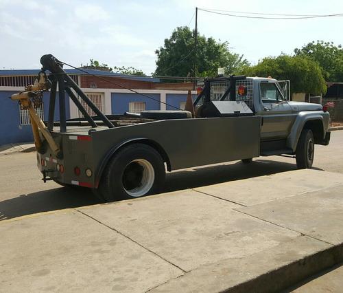 camion grua ford 750