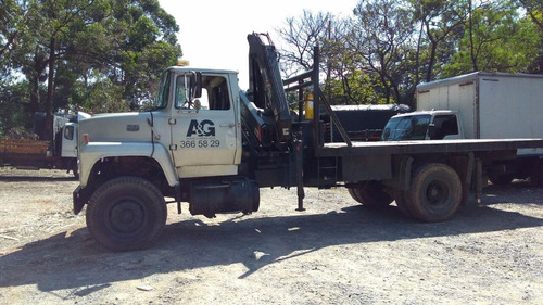 camion grua ford