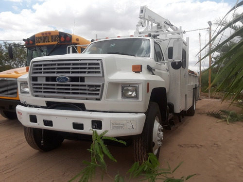 camion grua ford f800 1992