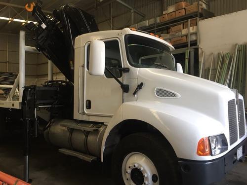 camion grua hiab 12 ton en kenworth modelo 2003