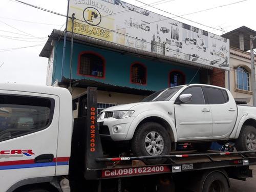 camion grua mitsubishi canter 5.5 serv d grua o venta