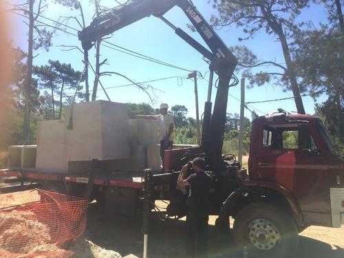 camion grua. movemos container. 7ton. 20pies. todo el pais