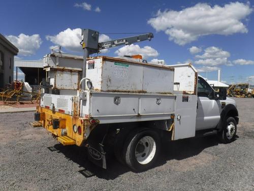 camion grua para servicio ford f550 folio 13567
