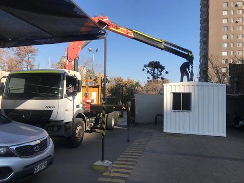 camion grua pluma