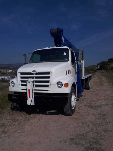 camion grua sterling 2001
