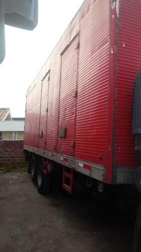 camion hino 2009 carroceria térmica y plataforma de carga