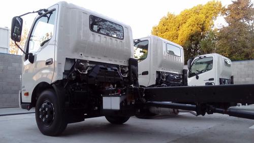 camión hino 300 / 816 financiado