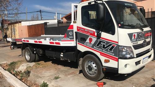 camión hino 816