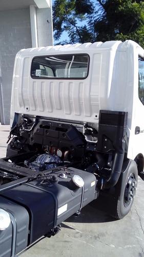 camion hino 816 chasis serie 300 grupo toyota 5ton.