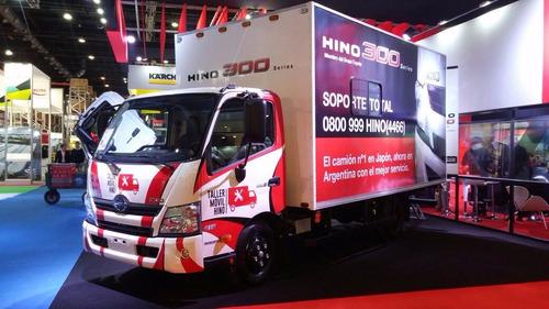 camión hino 816 - grupo toyota