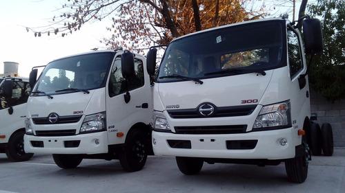 camion hino 816 serie 300 grupo toyota