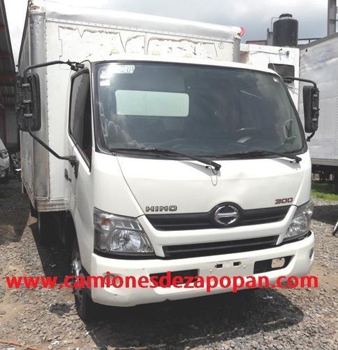 camion hino serie 300 816 modelo 2014
