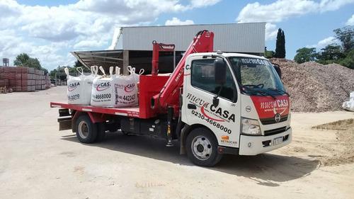camión hino serie 300 modelo 816 - grupo toyota - japon