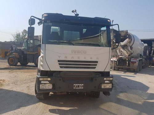 camion hormigonero iveco traker 350 8x4