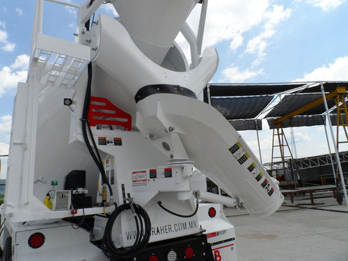 camion hormigonero revolvedor de concreto 8m3 2020 btr800