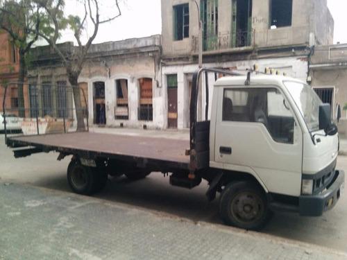 camion hyundai mighty 2.5. o permuto por camioneta pasajeros