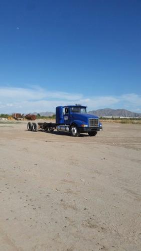 camión international 9400