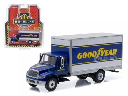 camion international dura star goodyear greenlight