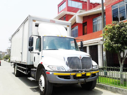camión international durastar 4400 año 2012