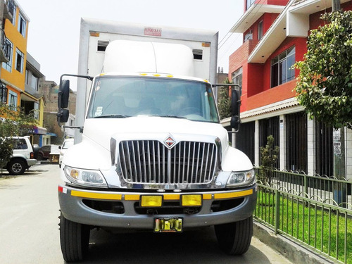 camión international durastar 4400 año 2012