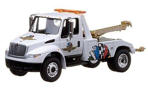 camion international durastar 4400 tow truck greenlight