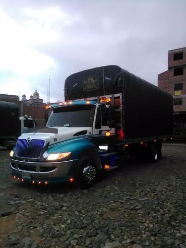 camion international durastar modelo 2.015