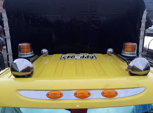 camion international estacas sencillo con cupo de chatarriza
