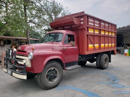 camión international harvester