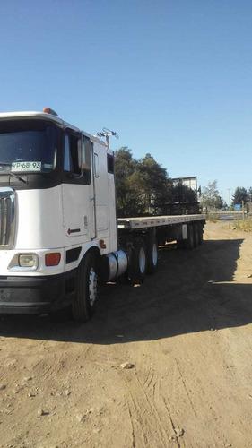 camion international modelo 9800 año 2005 (curicó)