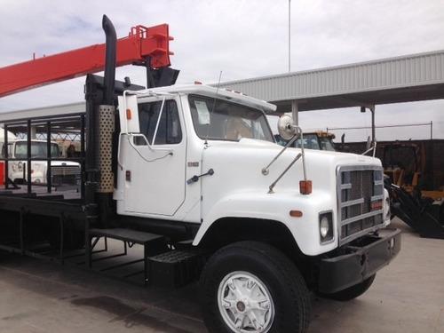 camion international national