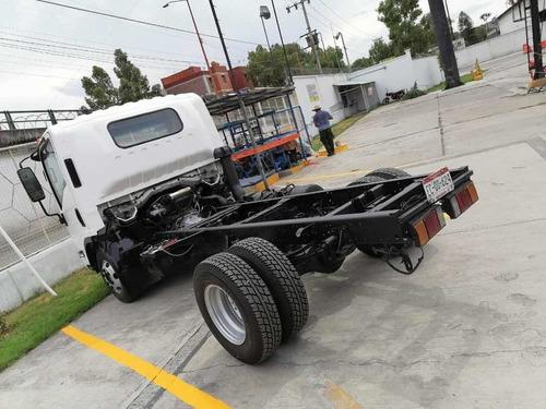 camion isuzu elf 400 chasis cabina std 5 vel 2010 *ar