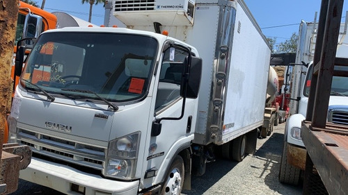 camion isuzu fulgon friolitico 2013