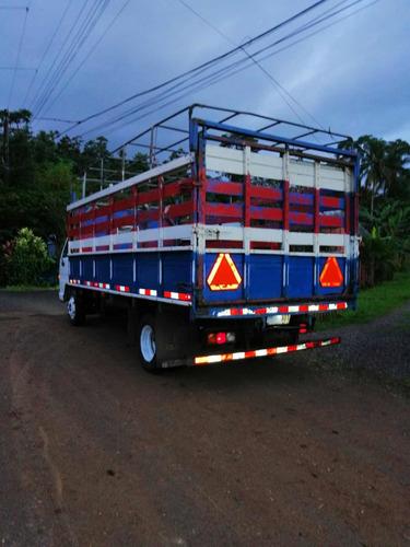 camión isuzu npr